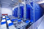 Автоматические склады  компании MTG