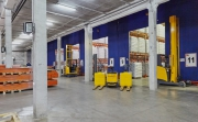 Техника Jungheinrich на складе уральской компании «ОККАМ»