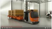 Новый продукт семейства iGo STILL: автоматизированное решение для логистических поездов