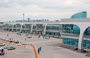 Новосибирский аэропорт Толмачево принял и отправил более 29 тысяч тонн грузов в 2017 году