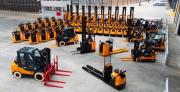В России увеличат производство специальной и складской техники