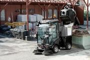Kärcher расширяет модельный ряд коммунальных машин