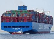 Китай купил 90% акций крупного контейнерного оператора, который не хотел использовать Севморпуть