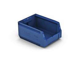 Пластиковый складской лоток арт.12.412, размеры 300х225х150