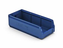 Пластиковый складской лоток арт. 12.405, размеры 500х225х150