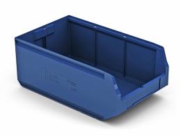 Пластиковый складской лоток арт.12.406, размеры 500х300х200