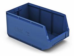 Пластиковый складской лоток арт. 12.407, размеры 500х300х250