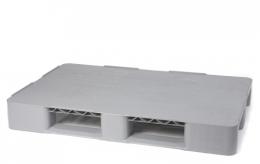 Полимерный поддон , на трех полозьях сплошной 1200*800 арт.02.105F.91