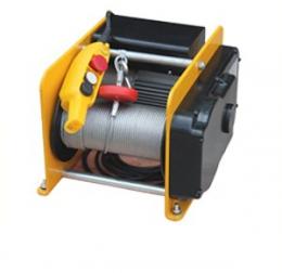 Лебедка EWH 500 ( KDJ-500B-30) электрич (500кг) L=60м, 220 V