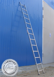 Лестница односекционная многоцелевая H1 5108 (Алюмет – Россия)