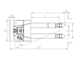 Самоходная тележка «Урал» Т 20