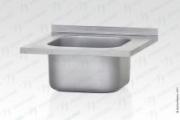 """Ванна моечная ВМЦн 600*700 """"Norma"""", м/о 400*500*250, борт - базовый элемент"""