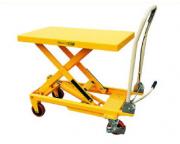 Подъемный стол гидравлический, передвижной «Урал» T15 (Б)