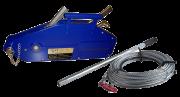 Лебедка рычажная тросовая  ZNL 1600, 1,6 т, L=20м