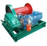 Лебедка электрическая (JM) г/п 3,0 тн Н=160 м (б/каната)