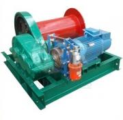 Лебедка электрическая (JM) г/п 10,0 тн Н=450 м (б/каната)