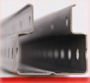 Рама паллетного стеллажа 2500/1000/80 У, нагрузка до 9000 кг