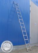 Лестница односекционная многоцелевая H1 5112 (Алюмет – Россия)