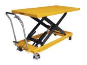 Подъемный стол гидравлический, передвижной «Урал» TG 100 (Б)